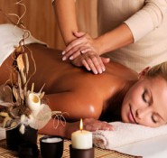 Aromatherapy Relaxation Massage