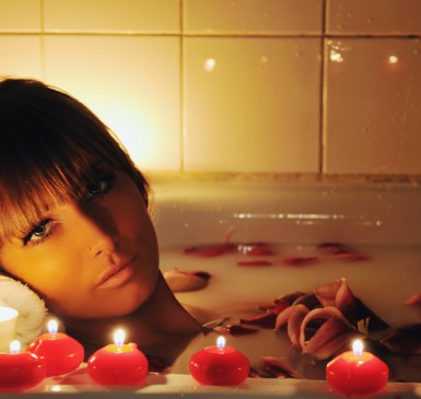 Herbal Spa Bath Treatments
