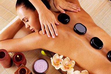 Hot Stone Relaxation Massage