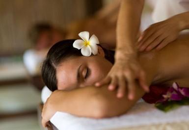 Kahuna Relaxation Massage